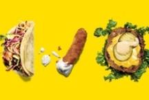 Junk Food Mania / by Blisstree