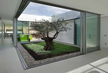 3. Courtyards