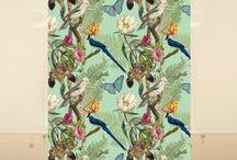 M O N I C A_ T E X T I L / Urdimbre Diseño Textil /// Print /// Pattern - Mónic Urdimbre, es un conjunto de diseños textiles propios.