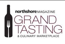 Northshore Magazine Grand Tasting 2015 / The Blue Ocean Event Center will be transformed with over 30 vendors into a sophisticated culinary marketplace, complete with live entertainment a panoramic view of the Atlantic Ocean.  March 28th 2015 7-10 p.m.  Tickets:  http://ow.ly/Kjllc / by Northshore Magazine