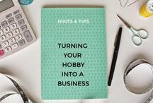 Craft Biz / Info, tips and more for creative entrepreneurs!  #DIY #crafts #crafting #craftbiz #handmade #maker #DivineTwine #BittyBags #SweetStickys WhiskerGraphics