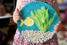 Crafty; Kids World