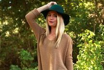 Fall Favorites / Stay fashionable this fall.