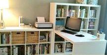 Dream home; Craft & Work space