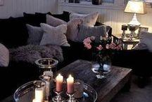 Dream home; Living room