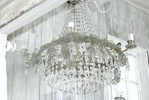 Chandeliers / chandeliers that I love