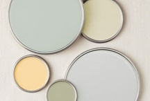 paint colors / by Vicki Grover