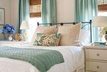 Bedroom  / bedroom inspirations