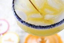 b o o z y / #cocktail #sangria #champagne #alcohol / by KiranTarun.com