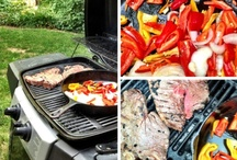 Food | Grilling / This Pinterest board features EVERYTHING about grilling.  Tips, How-to's and stories about grilling you won't want to miss.