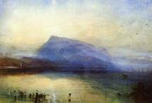 Joseph Mallord William Turner / by Tracyene Charles