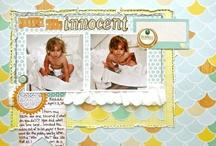 Sunshine Day: Scrapbook Circle Kit