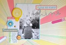 True Stories: Scrapbook Circle Kit