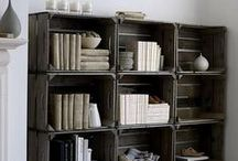 Storage and organisation / For ideas and tips on organising and storing.