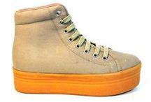 Platform Sneakers!