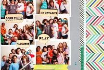 News Flash Kit: Scrapbook Circle / A collect of photos and ideas with the October 2012 Scrapbook Circle Kit