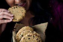 c o o k i e s / #cookies # baking #dessert / by KiranTarun.com