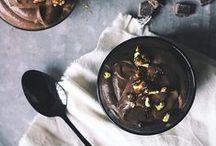 custard + pudding + parfaits! / by KiranTarun.com