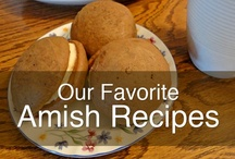 amish recipes / We love Amish cooking and we'll share any recipes that we can find.