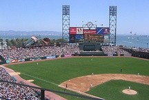 Baseball - Let's Go Giants! / by Heather Gordon
