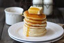 crepes + pancakes + waffles! / by KiranTarun.com
