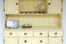 Chalk Paint delights / things that have been annie sloaned or similar