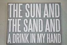 Lifes a beach / beach stuff