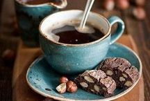 Food | Coffee & Tea / Here is a board you may just get addicted to : Everything Coffee and Tee on Pinterest.
