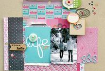 This Life: Scrapbook Circle January 2014 Kit