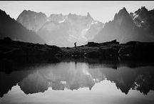 "Into the Wild / ""Wilderness is a necessity..."" ~ John Muir"