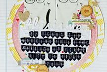 Hello There: Scrapbook Circle June 2014 Kit