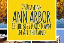 Ann Arbor / by Keri Sheerer