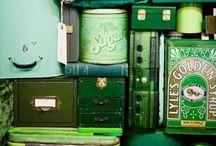 e m e r a l d / Pantone color of the year 2013 Emerald moodbord