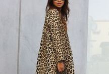 A is for Animal Prints / See how to wear all the hottest Fall/Winter 2014 trends in the Sydne Style A-Z Trend Guide   http://www.sydnestyle.com/a-z-trend-guide-fallwinter-2014-runway/ #sstrendguide / by Sydne Summer