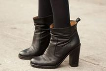 B is for Booties / See how to wear all the hottest Fall/Winter 2014 trends in the Sydne Style A-Z Trend Guide   http://www.sydnestyle.com/a-z-trend-guide-fallwinter-2014-runway/ #sstrendguide / by Sydne Summer