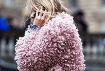 F is for Fur Crazy / See how to wear all the hottest Fall/Winter 2014 trends in the Sydne Style A-Z Trend Guide   / by Sydne Summer