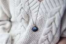 K is for Knits / See how to wear all the hottest Fall/Winter 2014 trends in the Sydne Style A-Z Trend Guide http://www.sydnestyle.com/a-z-trend-guide-fallwinter-2014-runway/ #sstrendguide / by Sydne Summer