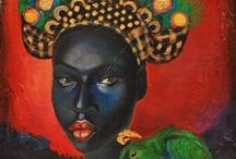 African Diaspora - Art Inspiration