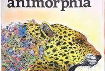 Kerby Rosanes - Animorphia színezések / colorings / Színezéseim Kerby Rosanes Animorphia könyvéből. My colorings from Kerby Rosanes' Animorphia colouring book.