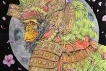Nicholas F. Chandrawienata - Fantasia (Artist Edition) / Fantasia Adult Coloring Book