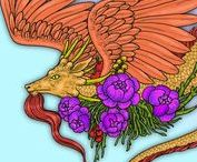 Mardel Rubio - Bacunawa - Dragon Creatures PDF book