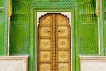 Door Love / by Cathie Toshach   tinsel + trim