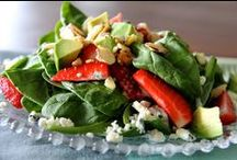 Recipes - Healthy Eating / by Cathie Toshach   tinsel + trim
