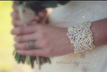 Bracelets and Corsages wedding bridal - Kathleen Barry Bespoke occasion accessories / Please feel free to visit my online shop at https://www.kathleenbarry.co.za