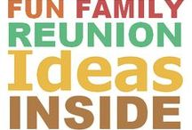Family Fun Blogging / Family Reunion Planning Blog  http://familyreunionplanners.blogspot.com / by Family Reunion Planning