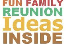 Family Fun Blogging / Family Reunion Planning Blog  http://familyreunionplanners.blogspot.com