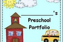 preschool / by Holly Moss
