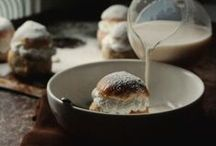 Food - Sweet treats / by Rosie Bishton