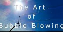 """The Art of Bubble Blowing / Beautiful books and photo gallery of man and animals love of bubbles. And don't forget to read my book """"The Art of Bubble Blowing"""" and view my video """"Art of Blowing Bubbles"""".  Enjoy! #BubbleShow #BubbleBlowing #BubbleArt #BubbleWands"""