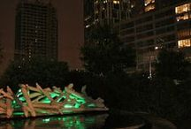 STROLLS: Toronto by night #torontourbanstrolls / Walk Toronto by night and you get a different take on this city!